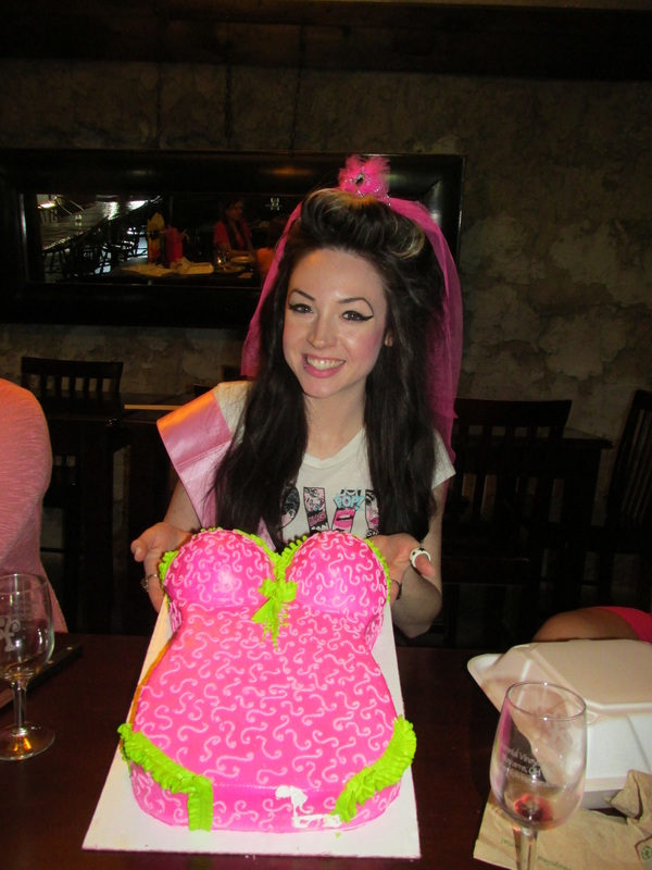 China Barbie's Bachelorette Party