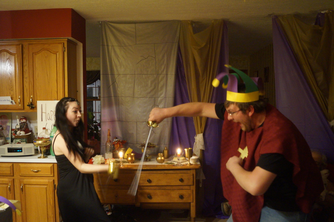 How to Throw a Medieval Themed Party