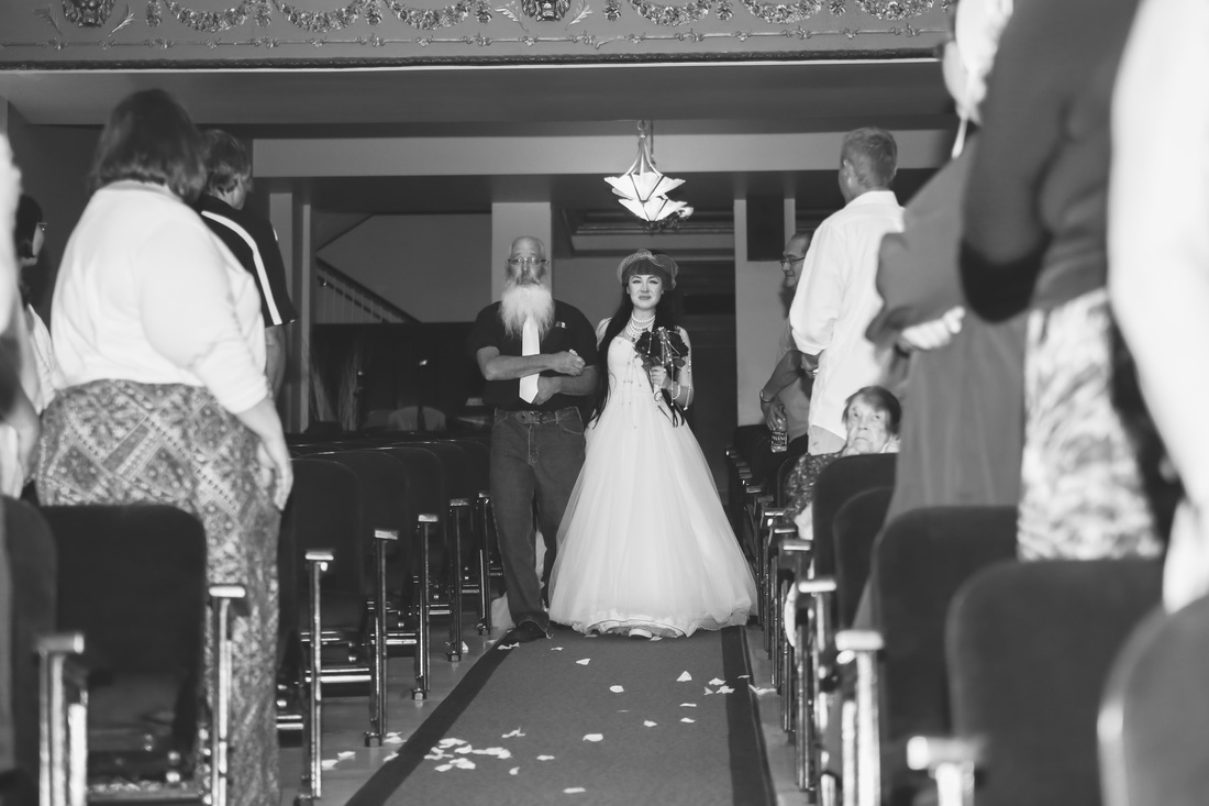 China Barbie's Retro Theatre Wedding