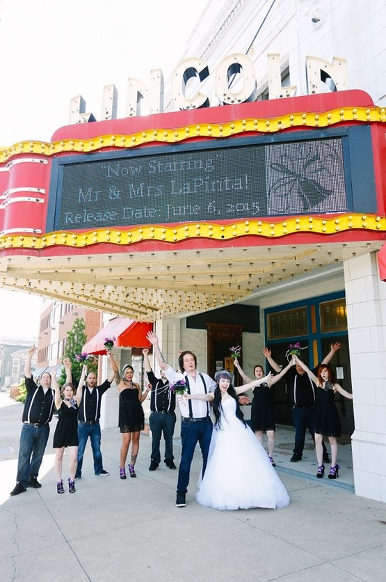 China Barbie's Theatre Wedding Pictures