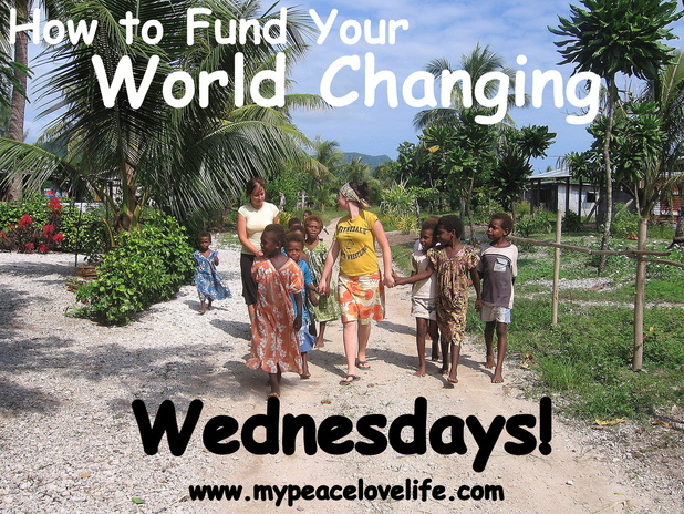 World Changing Wednesdays