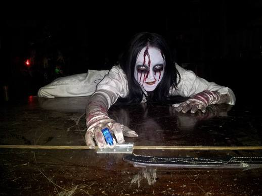 the grudge costume