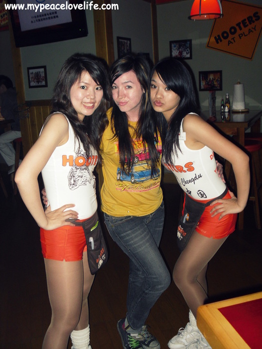 Chinese Hooters