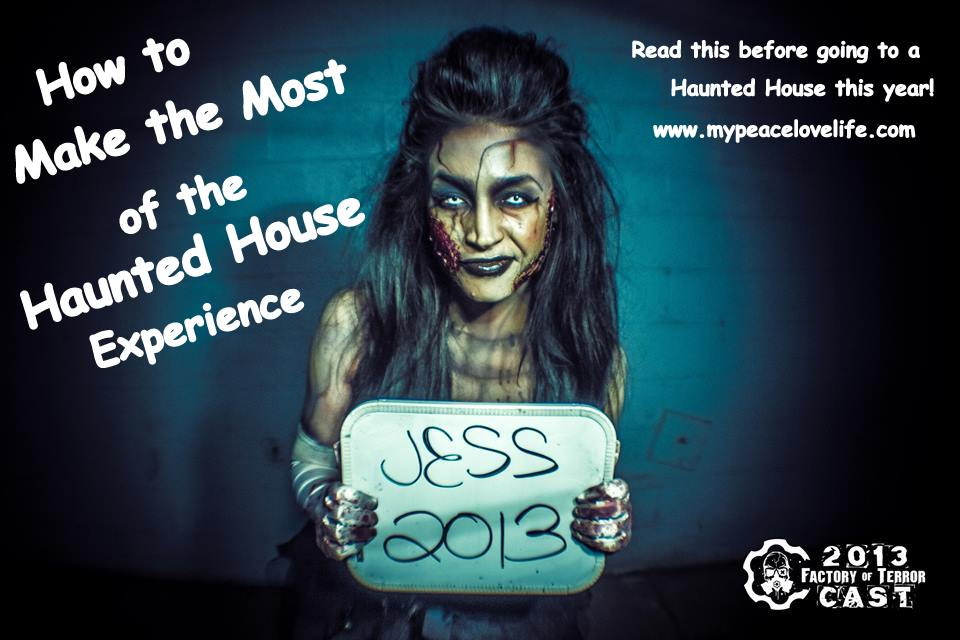 haunted house experience