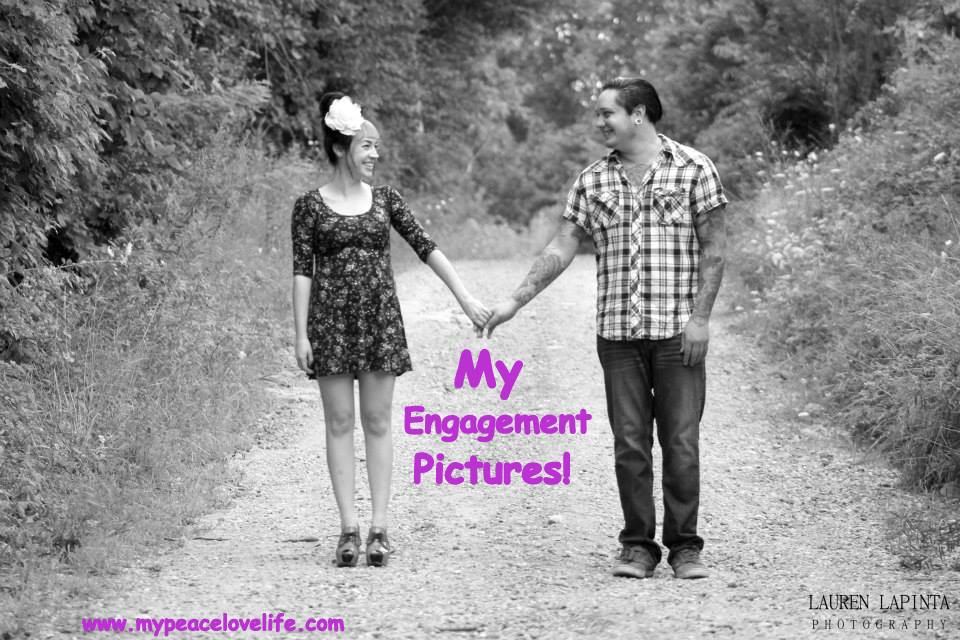 China Barbie's Engagement Pictures!