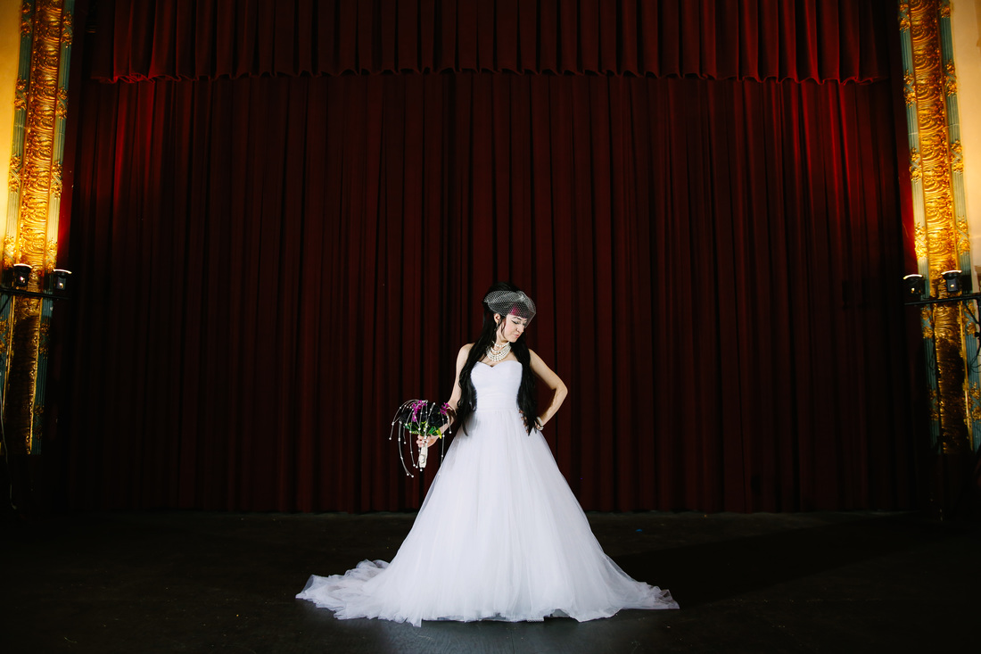 China Barbie's Gorgeous Theatre Wedding