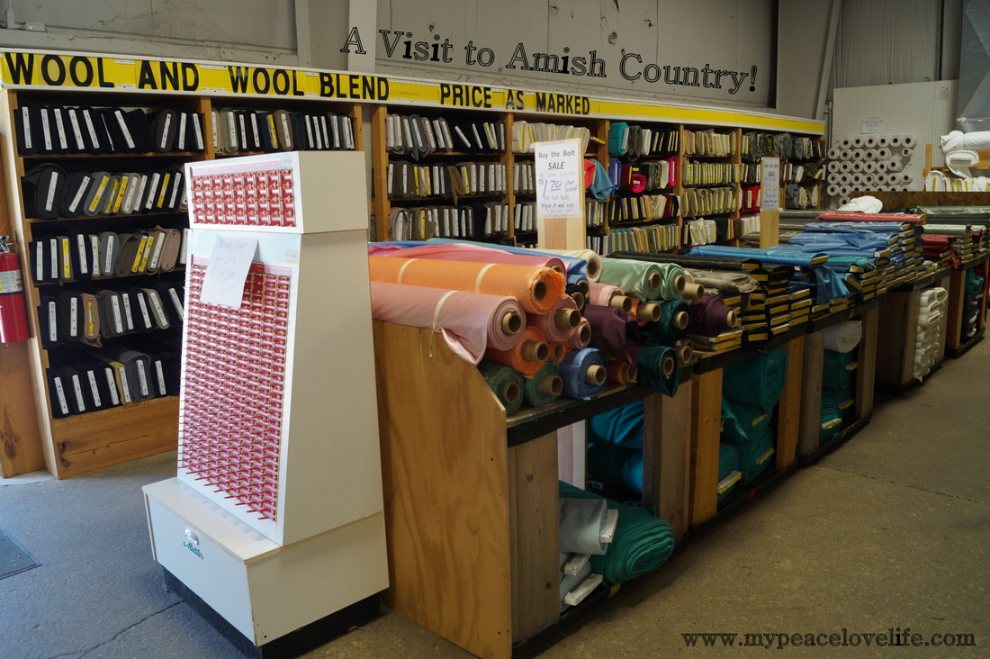 A Visit to Amish Country!