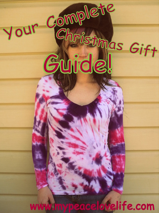 Your Complete Christmas Gift Guide for everyone on yor list!