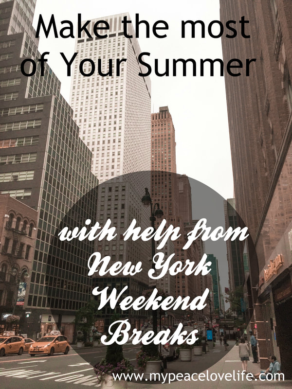 Make the most of your Summer, with help from New York Weekend Breaks