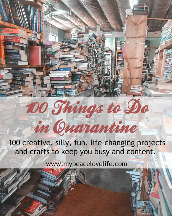 100 Things to Do in Quarantine